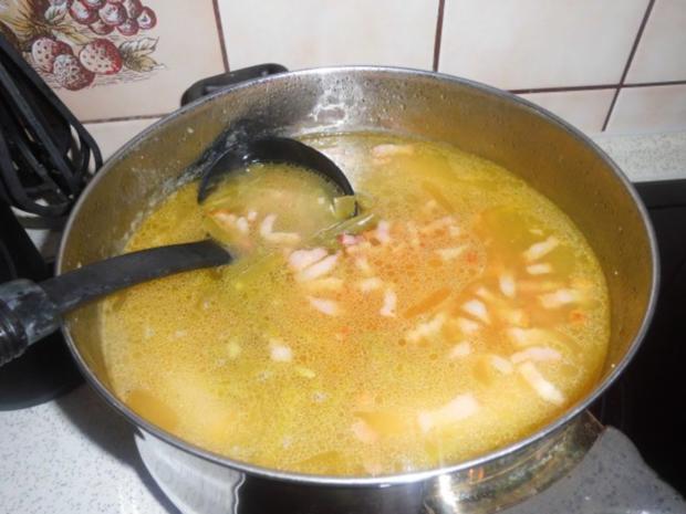 Grüne Bohnensuppe - Rezept - Bild Nr. 6