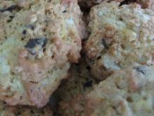 Mango Kekse mit Schokostückchen (Mookies) - Rezept