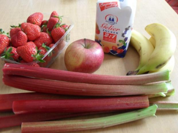 Vierfrucht-Marmelade - Rezept - Bild Nr. 2