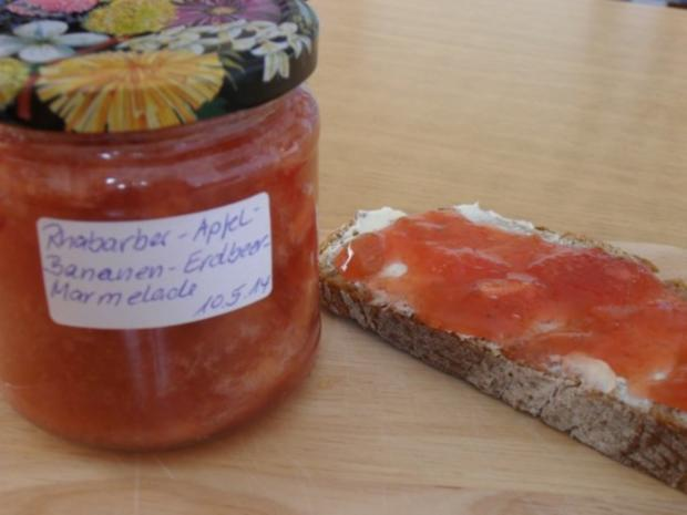 Vierfrucht-Marmelade - Rezept - Bild Nr. 13
