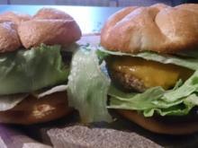 Hexhex Burger - Rezept