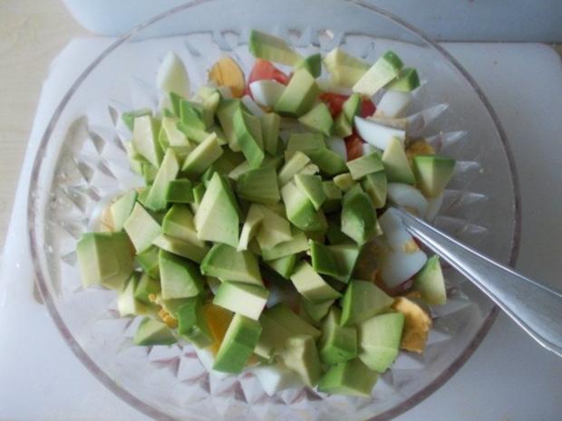 Tomatensalat mit Avocados - Rezept - Bild Nr. 4