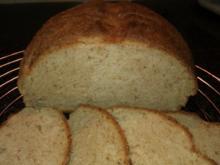 Haferbrot/ Oatmeal Bread - Rezept