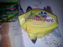 Ei -Camembert - Toast - Rezept