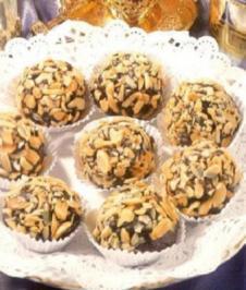 Arabische Erdnuss Pralinen - Rezept