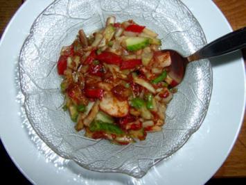 Vegetarische Gemüsetapenade - Rezept