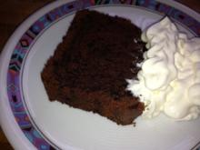 Rotweinkuchen nach Oma Maria - Rezept
