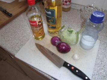 Kohlrabi mit Zwiebeln karamelisiert - Rezept