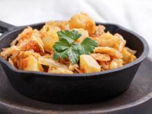 Spitzkohl-Pfanne vegetarisch - Rezept - Bild Nr. 2