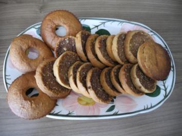 Kekse - ganz veggi :-) - Rezept