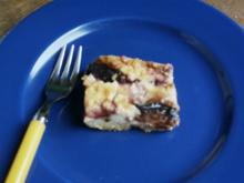 Pflaumenkuchen der 2 - Rezept