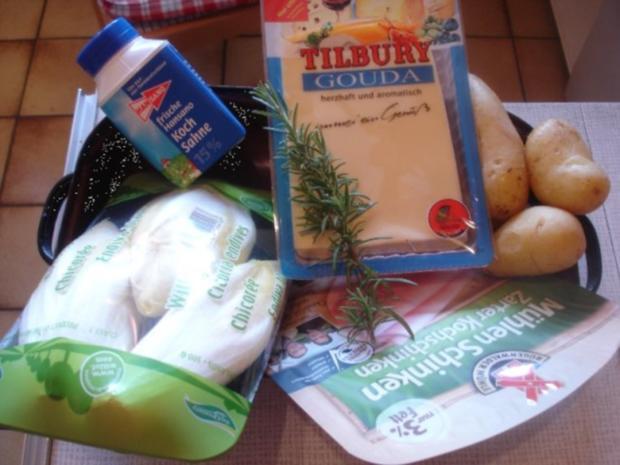 Chicorée gebacken - Rezept - Bild Nr. 2
