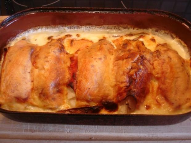 Chicorée gebacken - Rezept - Bild Nr. 10