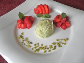 Pistazien - Eis - Rezept