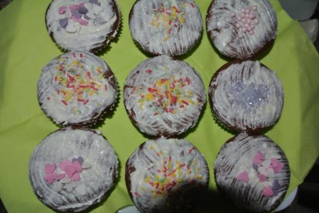 Saftig leckere Muffins - Rezept - Bild Nr. 2