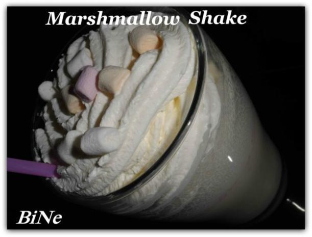 BiNe` S MARSHMALLOW SHAKE - Rezept - Bild Nr. 2