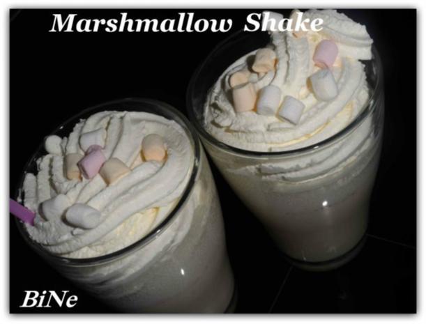 BiNe` S MARSHMALLOW SHAKE - Rezept - Bild Nr. 6