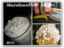 BiNe` S MARSHMALLOW SHAKE - Rezept