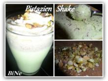 BiNe` S PISTAZIEN SHAKE - Rezept