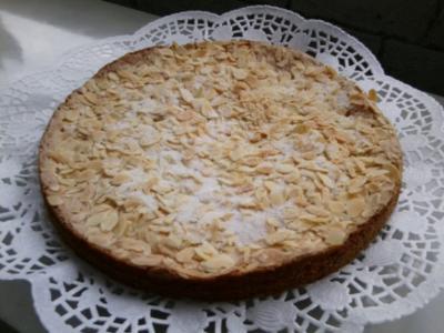 Schwedischer Mandelkuchen - Rezept