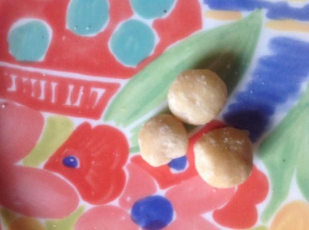 Orangen - Pfeffersalz mit Macadamia - Rezept - Bild Nr. 5