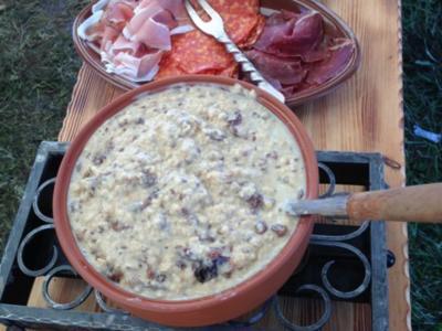 Mittelalterlicher Haferbrei aus der Lagerküche - Rezept