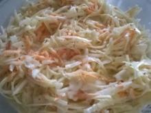 Salat: Krautsalat - Rezept