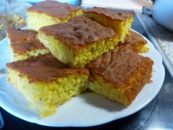 Kuchen: Apfel-Kokos Kuchen - Rezept