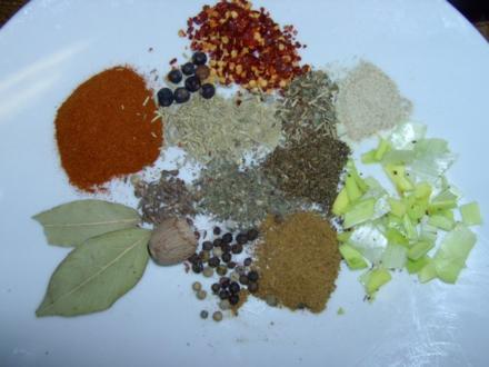 Gulasch Gewürzmischung - Rezept