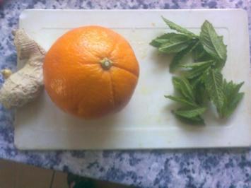 Limonade ratz fatz - Rezept