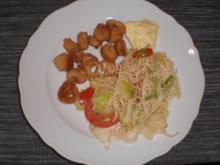Calamari gebacken - Rezept