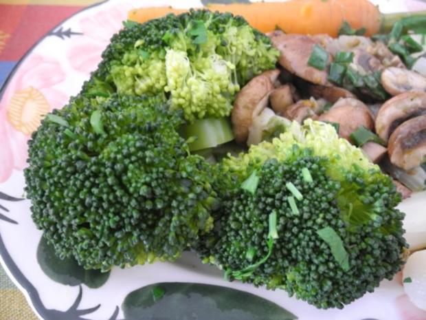 Vegan : Gesunder Teller - Rezept - Bild Nr. 2