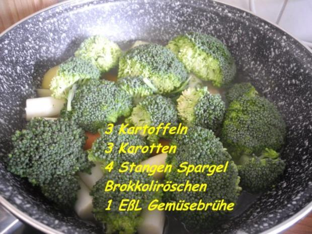 Vegan : Gesunder Teller - Rezept - Bild Nr. 11