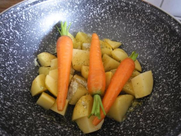 Vegan : Gesunder Teller - Rezept - Bild Nr. 8