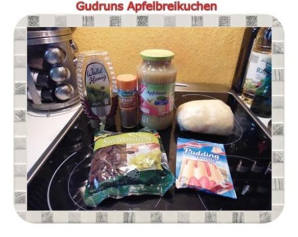 Kuchen: Apfelbreikuchen Deluxe - Rezept - Bild Nr. 2
