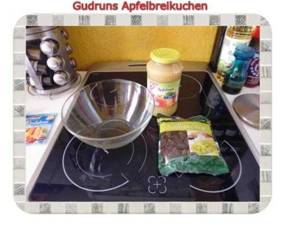 Kuchen: Apfelbreikuchen Deluxe - Rezept - Bild Nr. 3