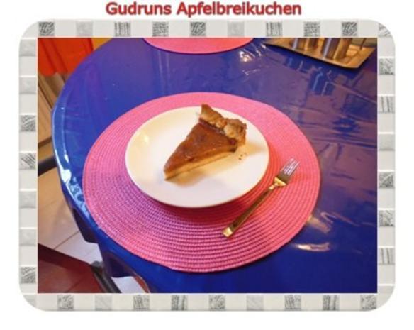 Kuchen: Apfelbreikuchen Deluxe - Rezept - Bild Nr. 11