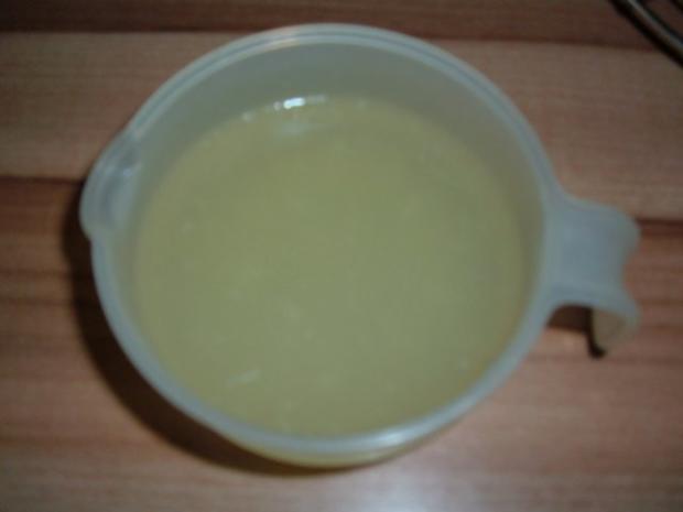 Kuchen : Quark - Zitrone - Rezept - Bild Nr. 3