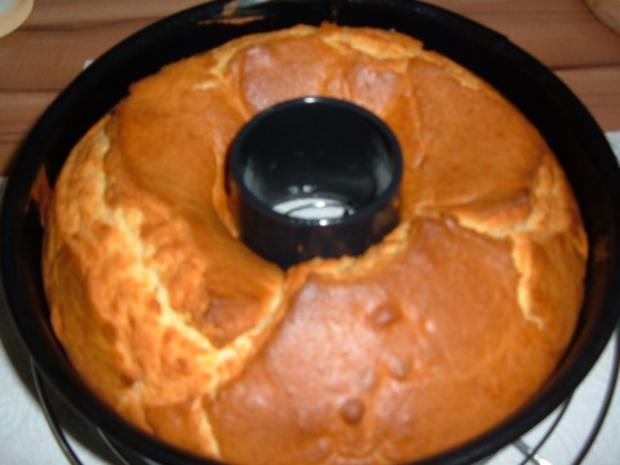 Kuchen : Quark - Zitrone - Rezept - Bild Nr. 4