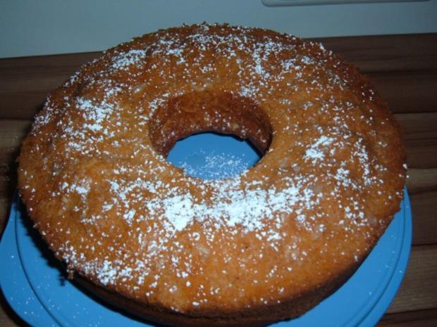 Kuchen : Quark - Zitrone - Rezept - Bild Nr. 6