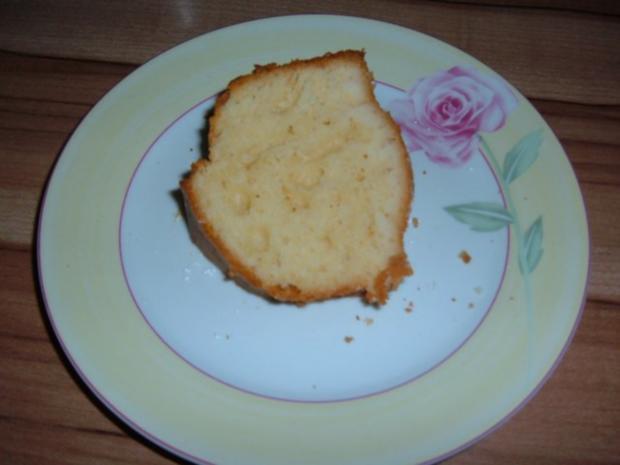 Kuchen : Quark - Zitrone - Rezept - Bild Nr. 7