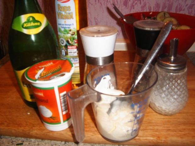 Radieschen-Gurkensalat - Rezept - Bild Nr. 5