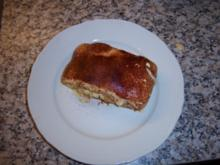 Tiramisu mit Amaretto - Rezept