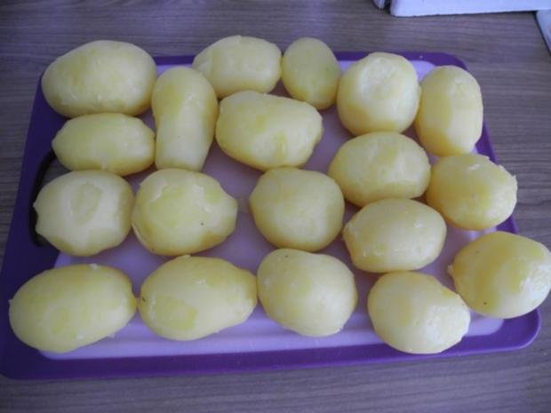 Bunter Kartoffelsalat - Rezept - Bild Nr. 5
