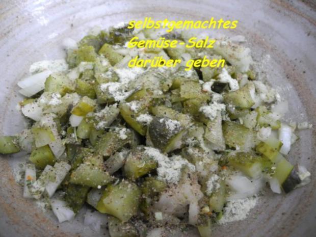 Bunter Kartoffelsalat - Rezept - Bild Nr. 7