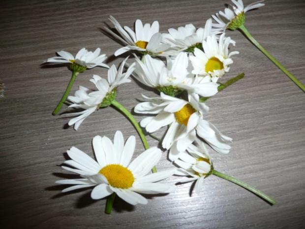 Blütenbutter - Rezept