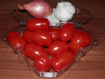 Tomatenchutney zum Reis - Rezept