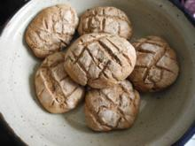 Brot & Brötchen : Roggen - Anis - Fenchel - Brötchen - Rezept