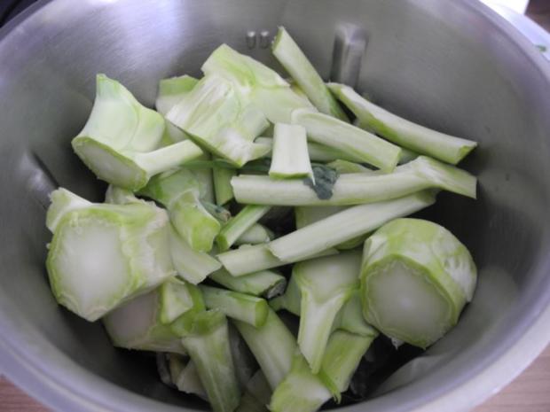 Vorräte :  Gemüse - Salz das  X-te - Rezept - Bild Nr. 4