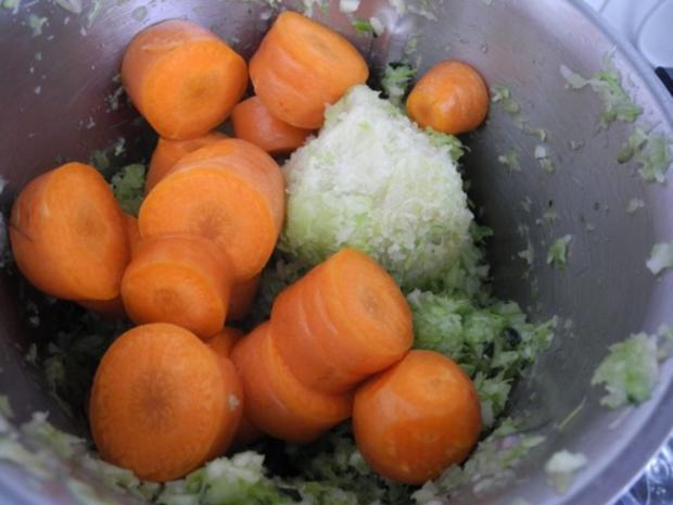 Vorräte :  Gemüse - Salz das  X-te - Rezept - Bild Nr. 8